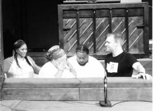mama baptism